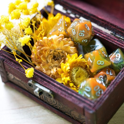 Toxins Dice Set - CozyGamer