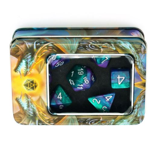 Dragon Dice Box - CozyGamer