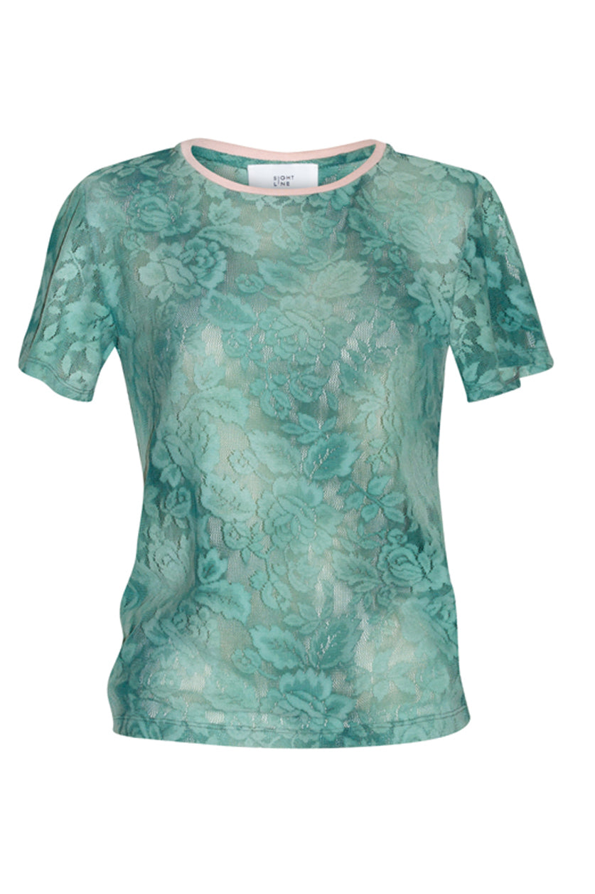 Lace T-Shirt SIGHTLINE