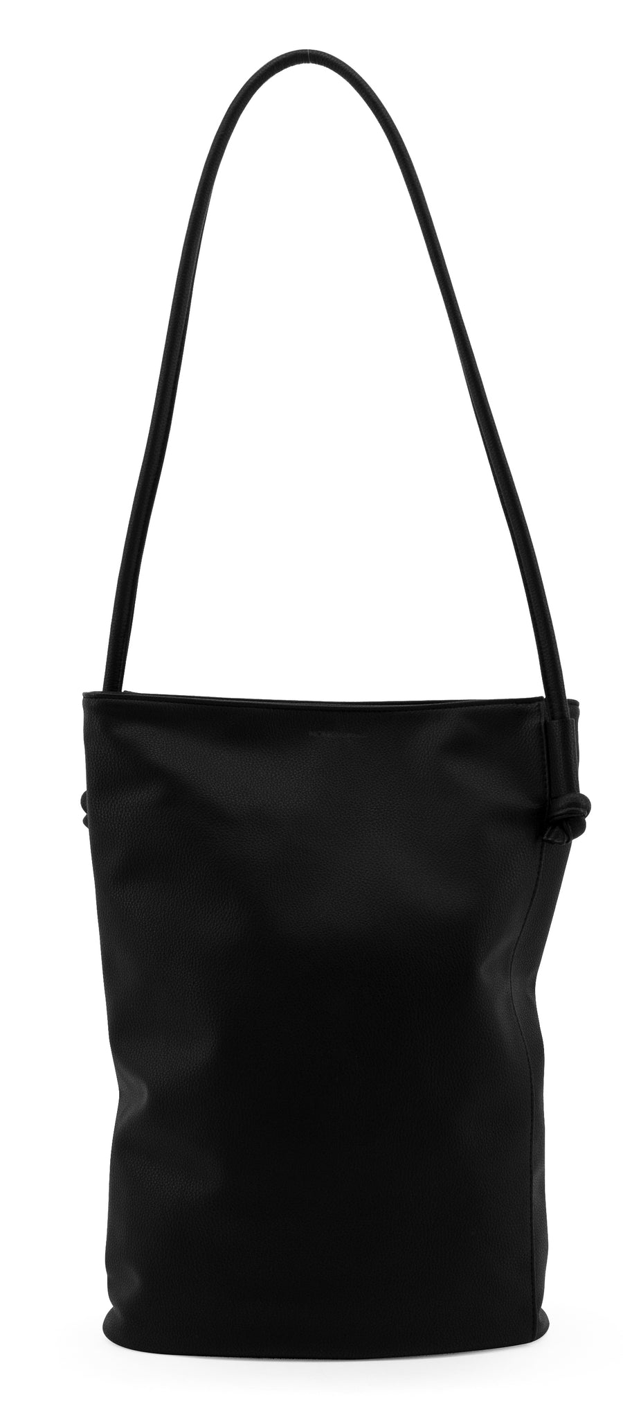 Naomi Bag Vegan Leather black MONK AND ANNA