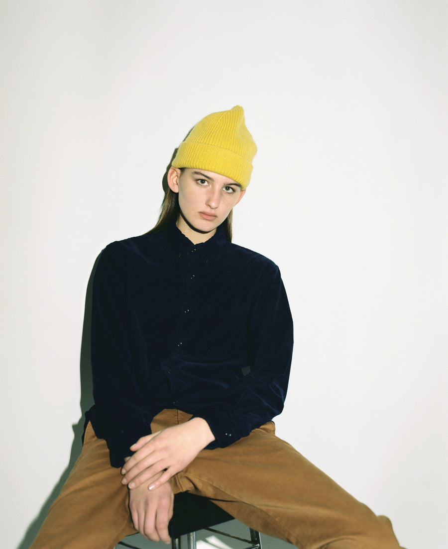 Beanie acid yellow LE BONNET