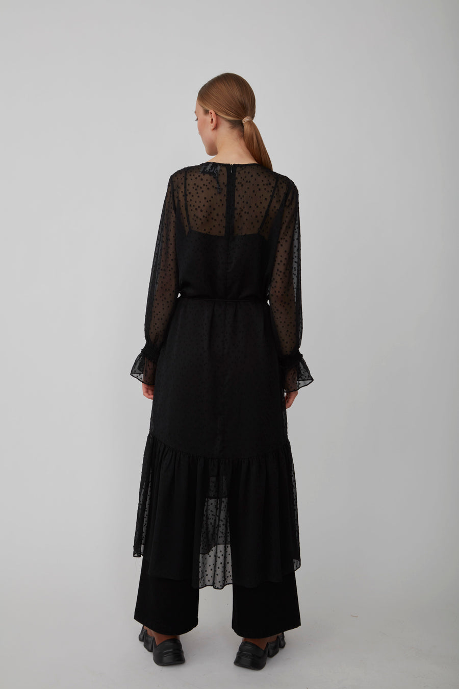 Lula Maxi Dress JUST FEMALE