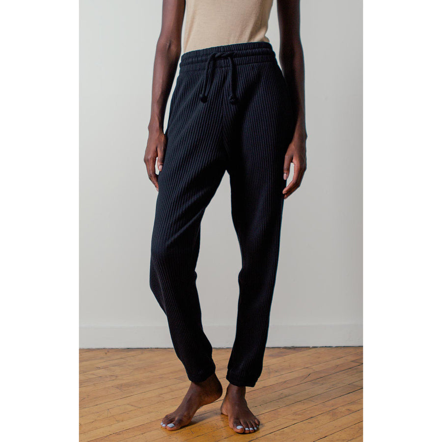 Sweat Pants BASERANGE - black