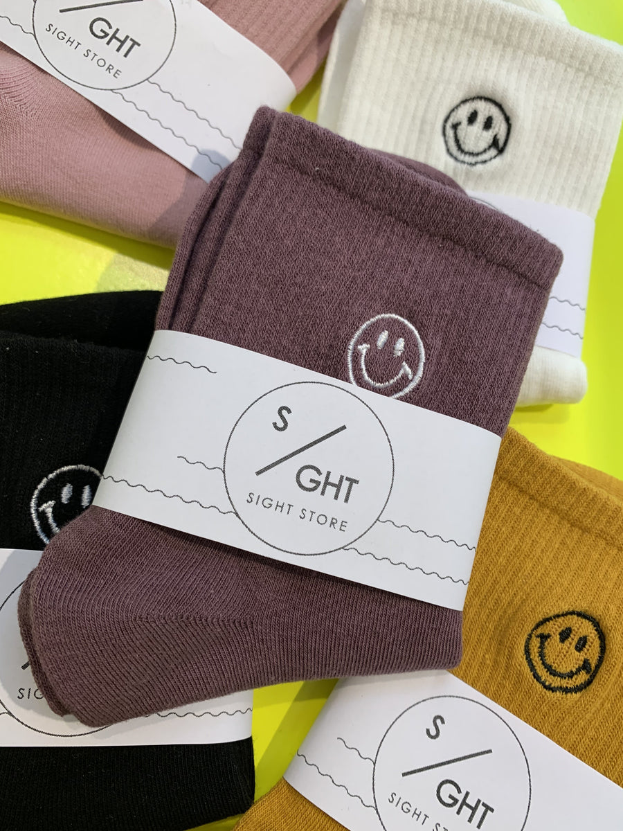 Smiley SOCKS - fig
