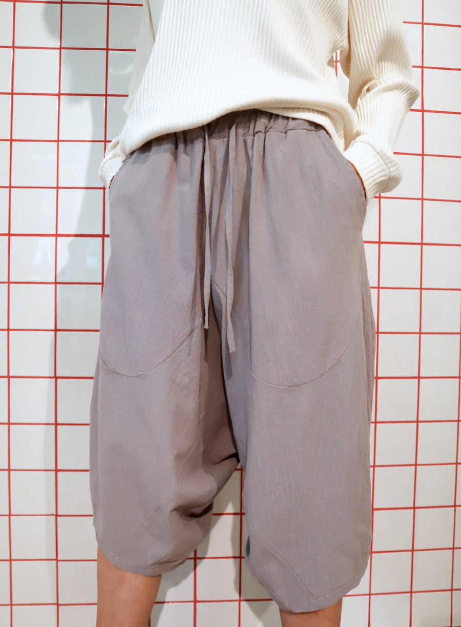 Japanese Shorts grey