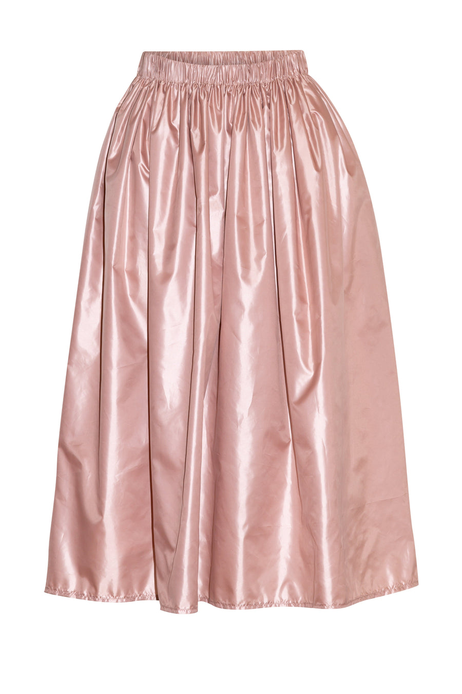 Wide Skirt blush  SIGHTLINE