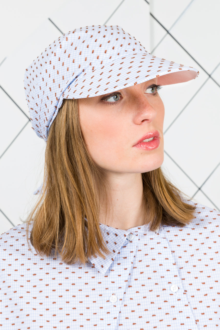 Sunny Cap SIGHTLINE - light blue