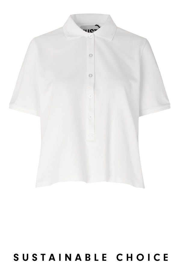 Polo Shirt JUST FEMALE