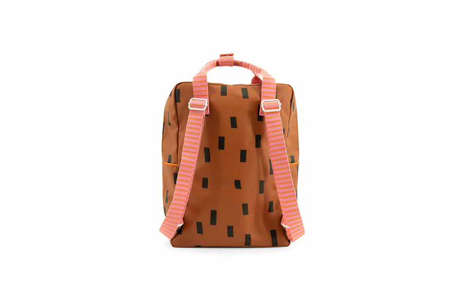 Backpack large freckles retro pink STICKY LEMON