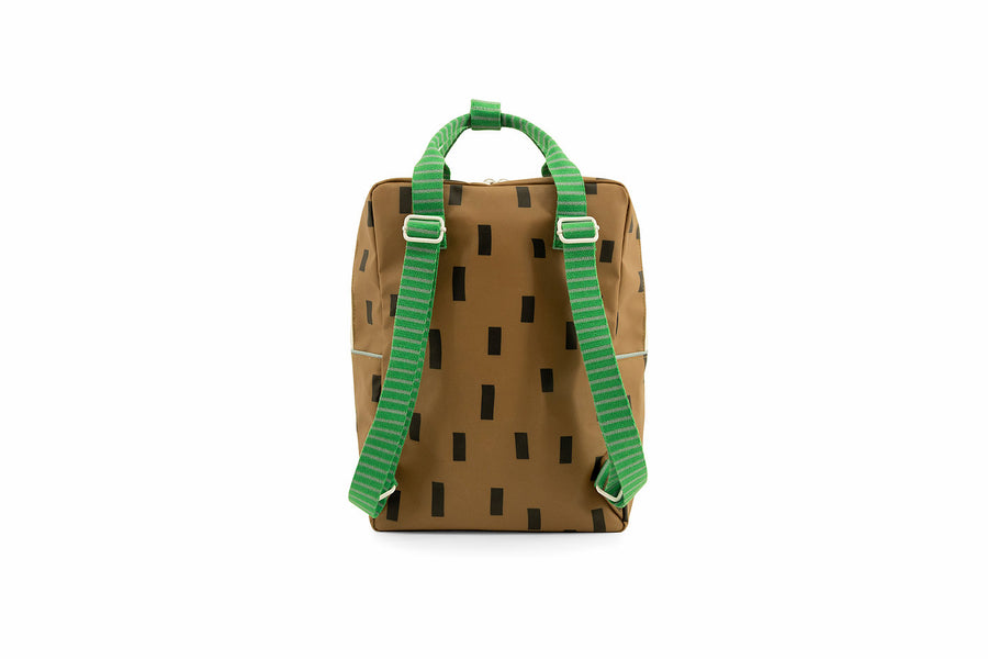 Backpack large freckles retro green STICKY LEMON