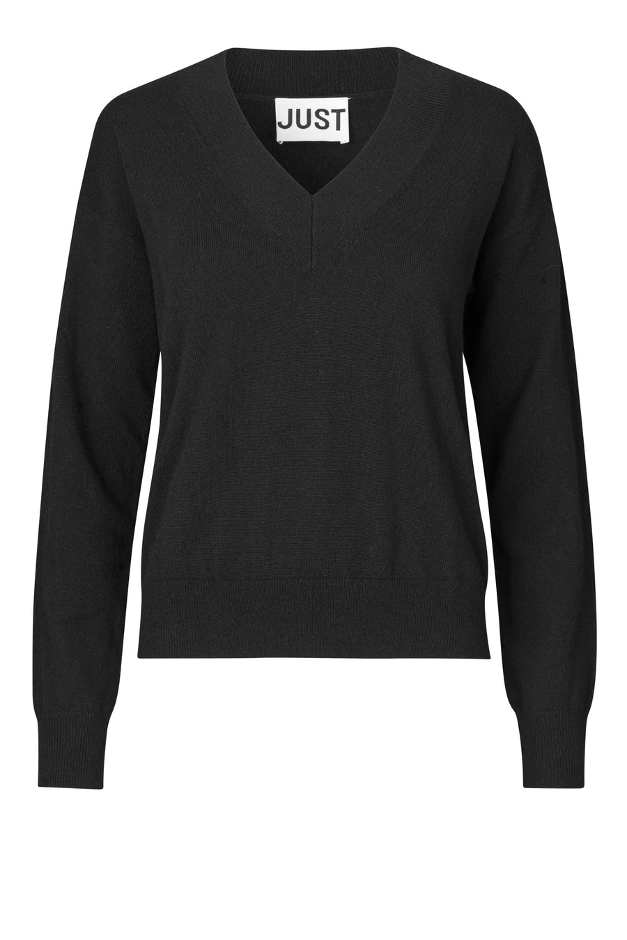 Zanny Knit Cashmere Pullover JUST FEMALE