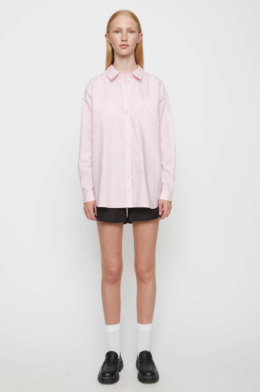 Dallas Oversize Shirt JUST FEMALE