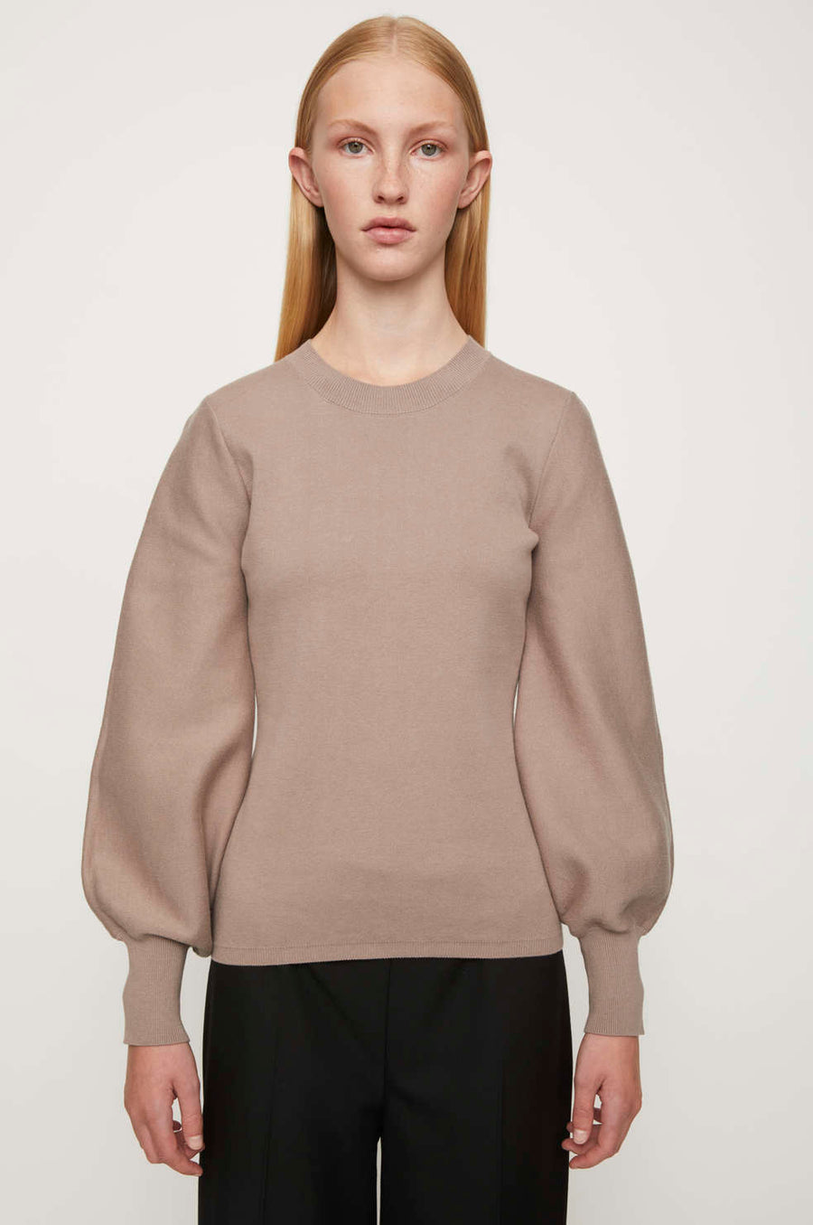 Palma Knit Sweater JUST FEMALE