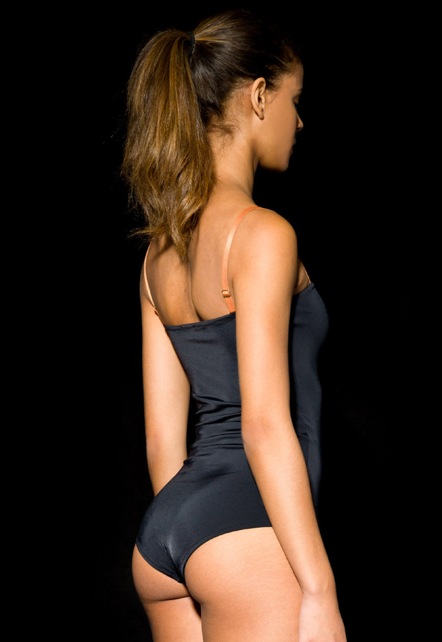 Swimsuit black SIGHTLINE