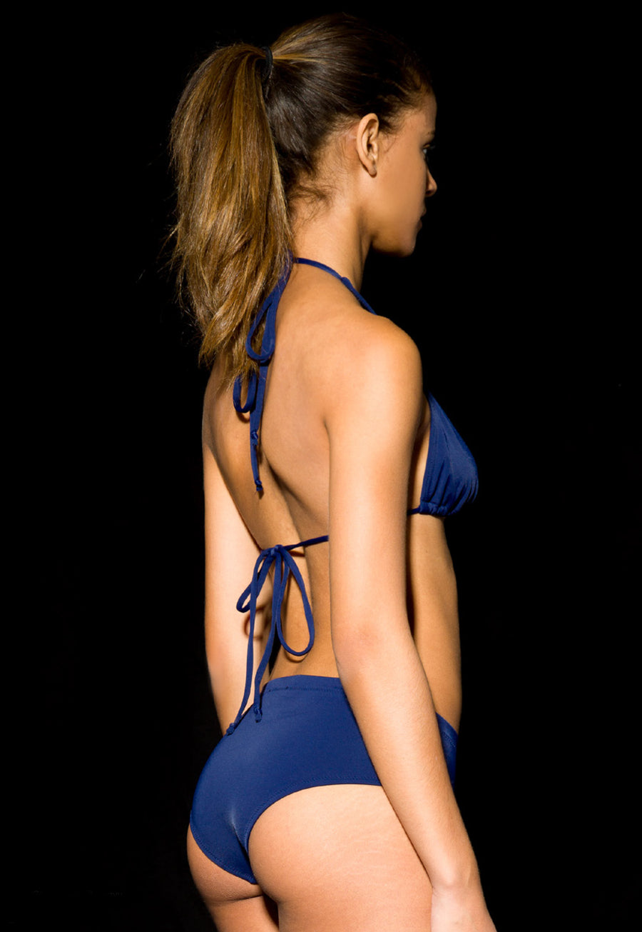 Triangle Bikini Top navy SIGHTLINE