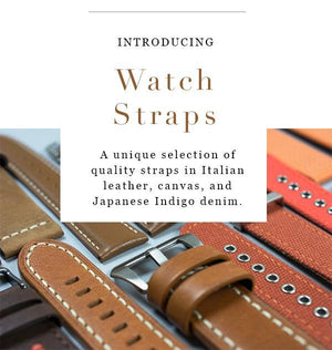 Our Watch Strap Collection Is Here. | Tokyobay
