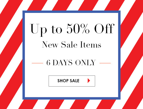 TOKYObay watch sale for men and women up to 50% off new styles for 6 days only. Sale ends at 12midnight on Tuesday July 5th. Shop Now.
