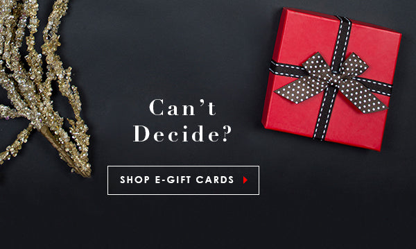 Can't Decide? TOKYObay has gift cards for all watches and accessories online.