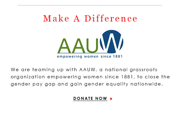 Make a difference and donate to AAUW.