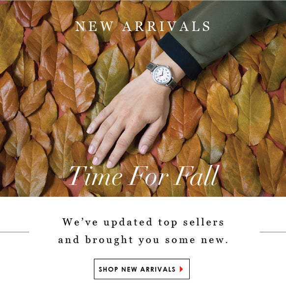 TOKYObay new watch arrivals. Time For Fall. We've updated top sellers and brought in some new. Shop New Arrivals.