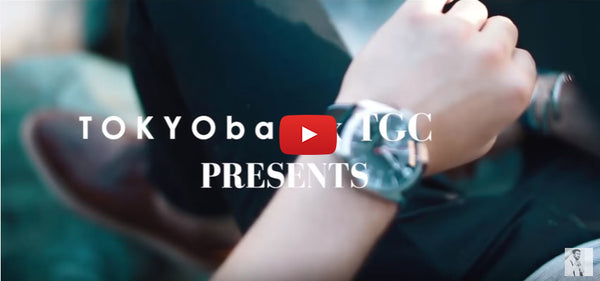 TOKYObay and The Gentlemans Cove Collaboration Video