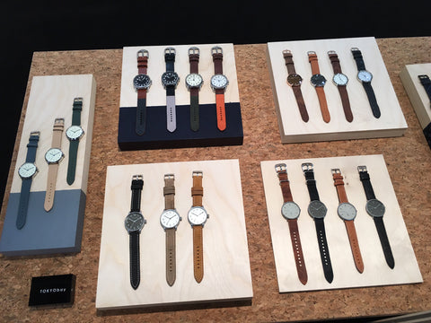 TOKYObay Watches & Accessories Spring Summer 2016