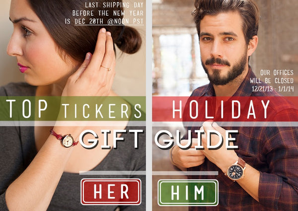 TOKYObay top ticker holiday gift guide