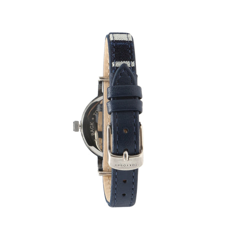 Petite Indigo Watch Strap and Casing | TOKYObay Watches and Accessories