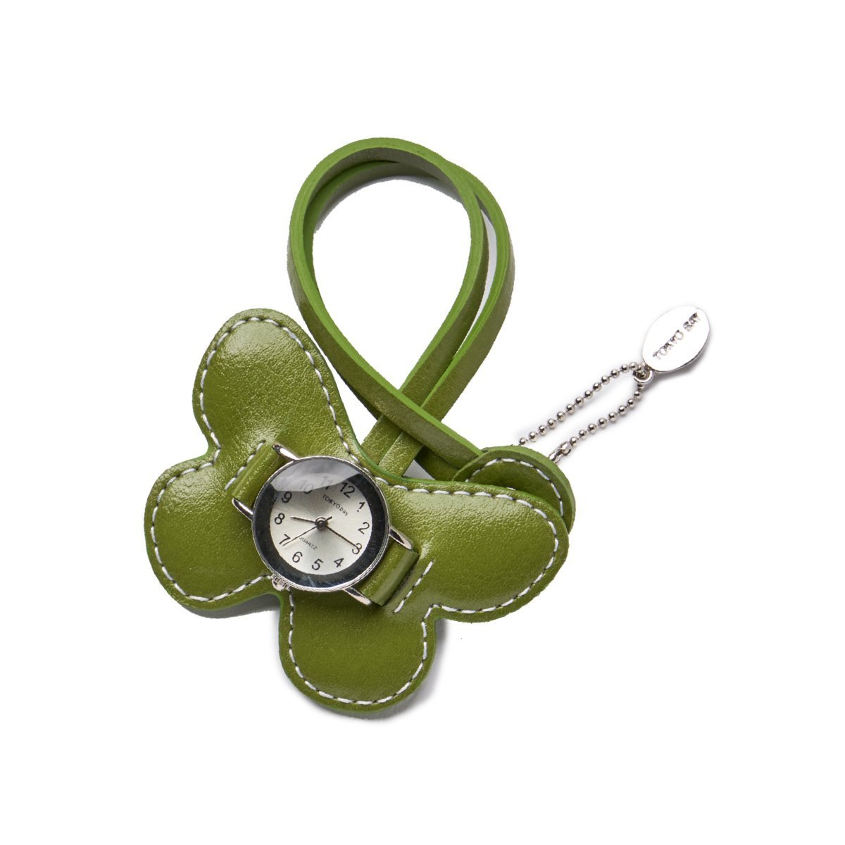 Butterfly Charm - Green - Tokyobay