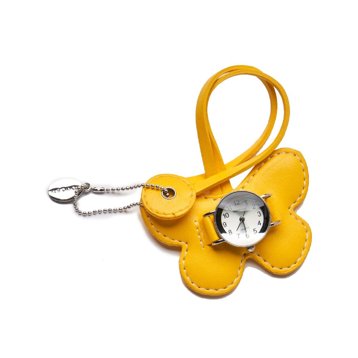 Butterfly Charm - Yellow - Tokyobay