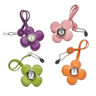 Clover Charm - Purple
