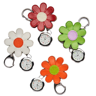 Daisy Charm - Red
