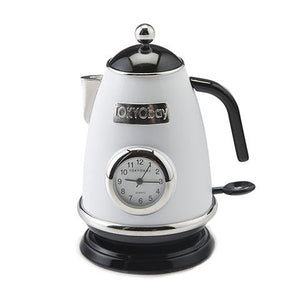 Tea Kettle | White - Tokyobay