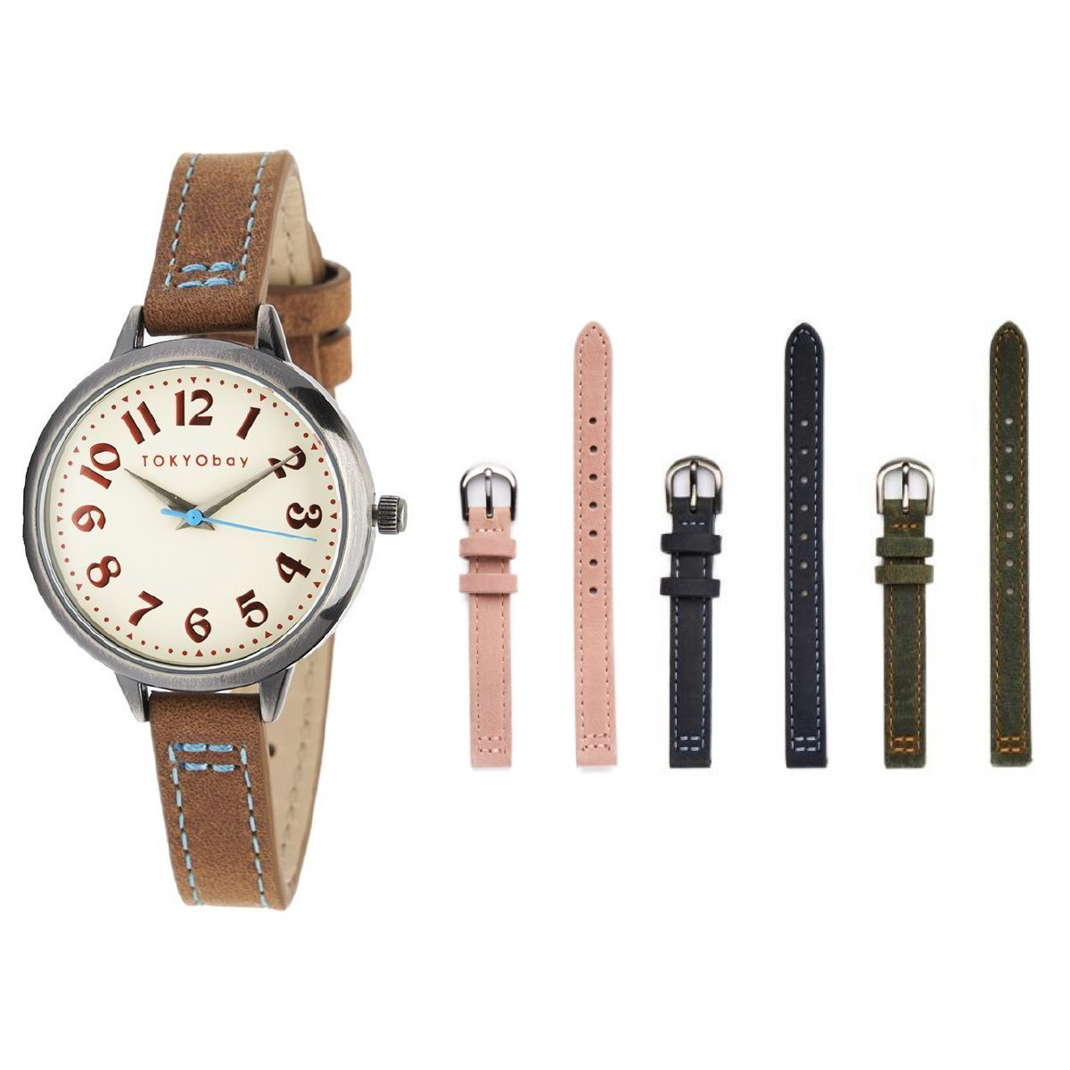 Trail Collection Watch Set - Tokyobay