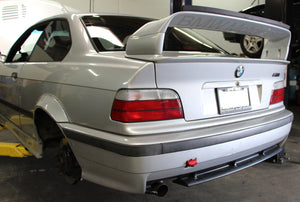 BMW E36 3-Series Aluminum Race Front & Rear Bumper Supports Uprights Tow Hooks
