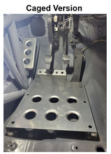 Load image into Gallery viewer, BMW E36 3-Series Racecar Floor Pan Dead Pedal Kit