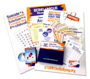 Educator's Bullying Prevention Tool Kit (for Schools ONLY)