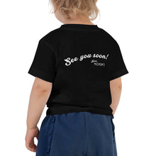 Load image into Gallery viewer, Toddler Mr. French Short Sleeve