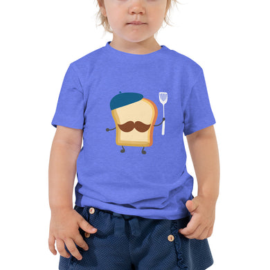 Toddler Mr. French Short Sleeve
