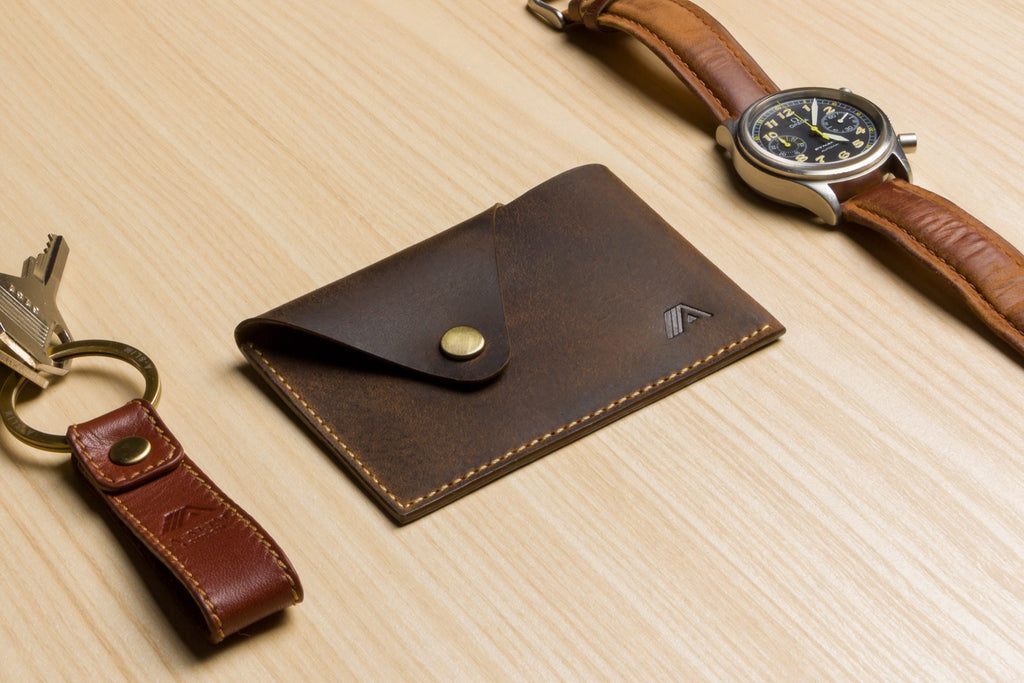 Travel Wallets & Leather Accessories