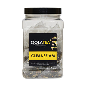 Cleanse A.M: Orange Cocoa Infusion (50 sachets)