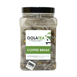 Coffee Break: Chocolate Herbal Infusion (50 sachets)