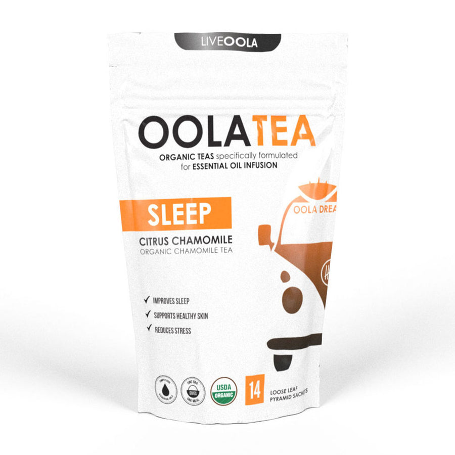 Sleep: Citrus Chamomile (14 sachets)
