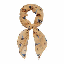 Load image into Gallery viewer, The Blue Jay Way Head Scarf - Erstwilder - Woodlands collection