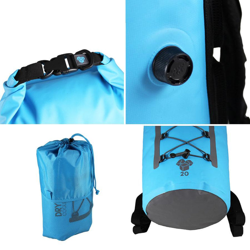 Premium Cooler Backpack Turquoise – 20 Litres