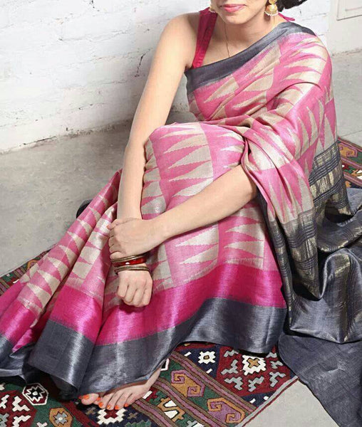 South Indian Soft Silk Designer Saree 6062