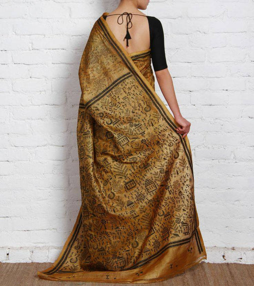 South Indian Soft Silk Designer Saree 6093