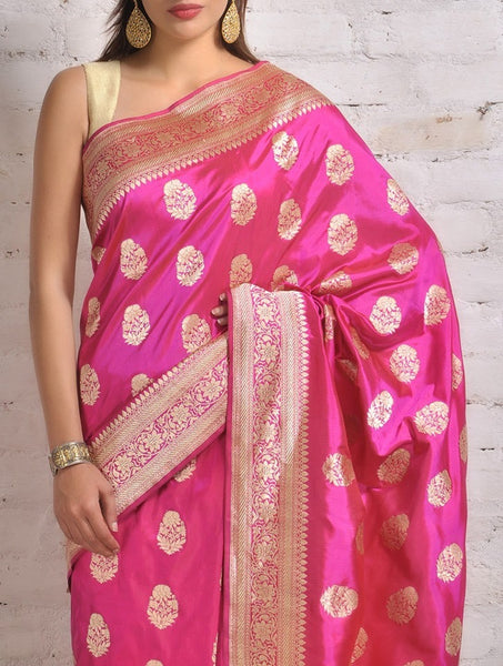 South Indian Soft Silk Designer Saree 6098