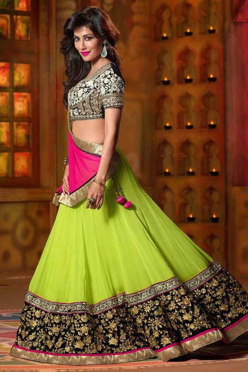 Awesome Designer Embroidered Lehenga Choli LH0021