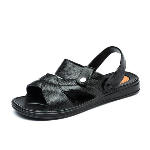 Summer Men's Sandals Wear Non-Slip Casual Shoes